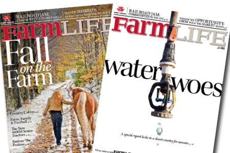 FarmLife™ Fall 2015 Issues