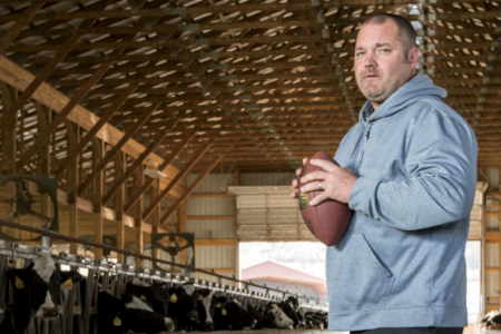 Anatomy of a Brand Story: Farm, Family and Football
