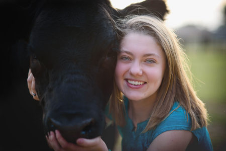Introducing Kaylin Kleckner, Our 2017 FFA Scholarship Winner