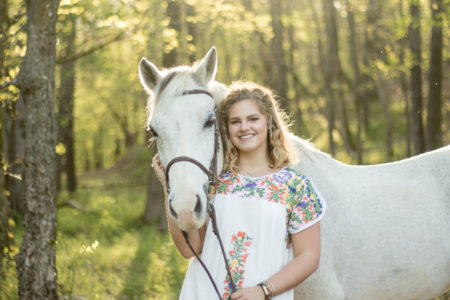 Introducing Meredith Barber, Our 2018 FFA Scholarship Winner