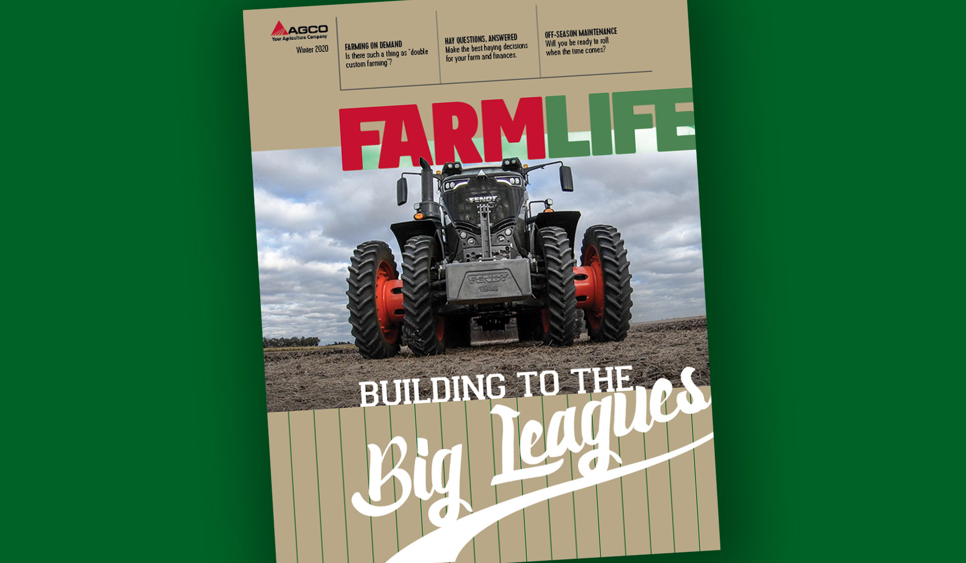 FarmLife™ Winter 2020