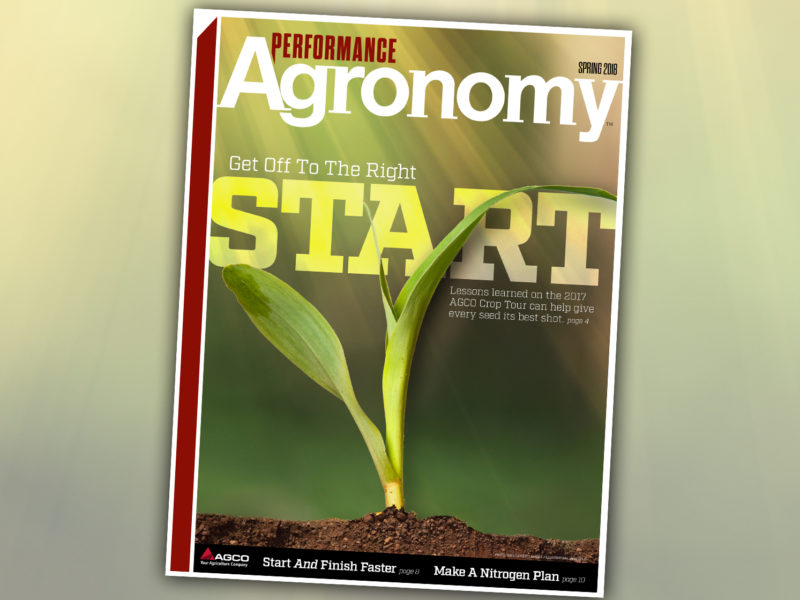 Performance Agronomy™